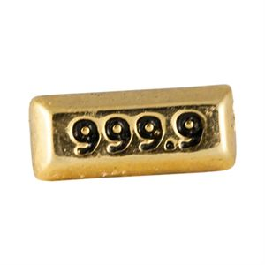 Picture of Gold Bar Charm
